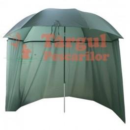 Umbrela pescuit cu parasolar 2,5m